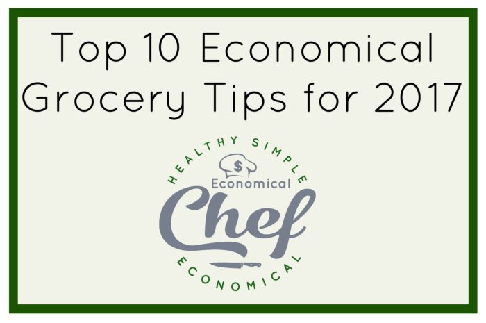 Top 10 Economical Grocery Tips for 2017