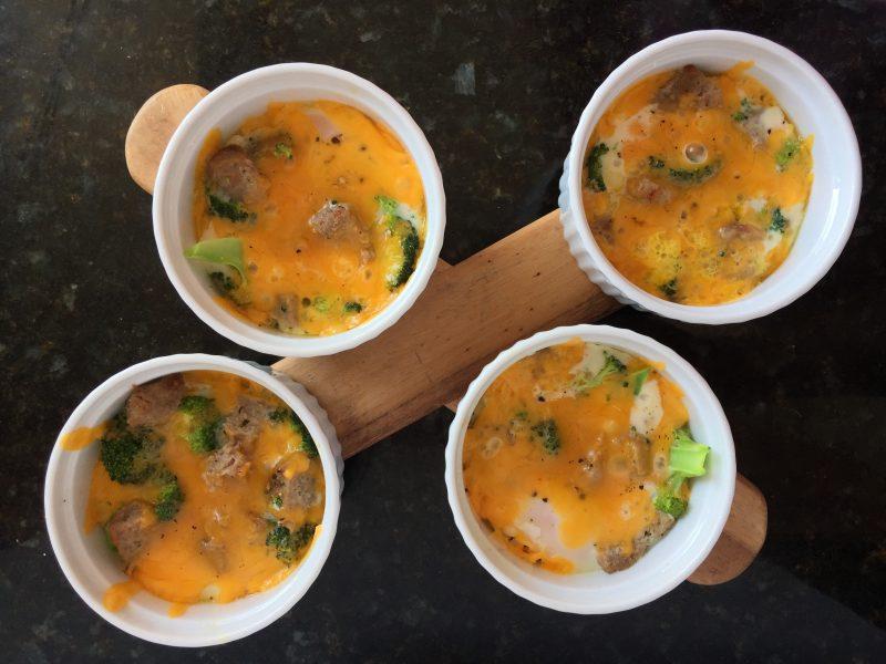 Ramekin Eggs