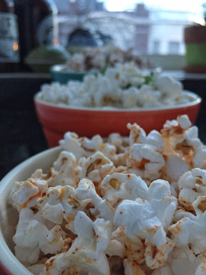 Three Flavored Popcorn Recipes to Make at Home