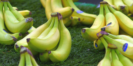What $7 is Worth in Food - Bananas