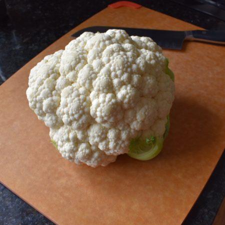 How to Make Cauliflower Rice Head