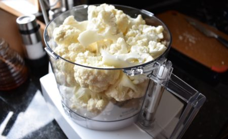How to Make Cauliflower Rice Prep