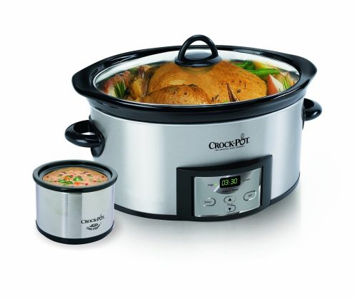 Crock-Pot 6-Quart Countdown
