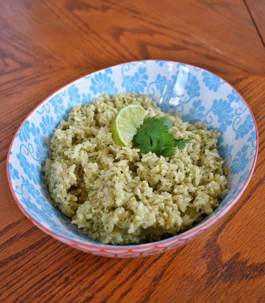 Easy Cilantro Lime Rice