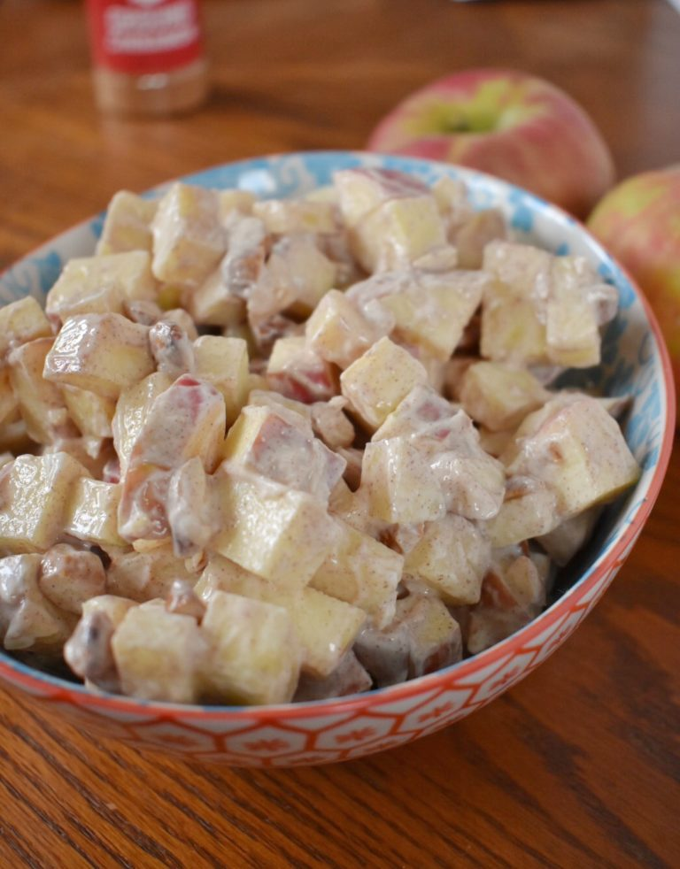 Greek Yogurt Apple Salad