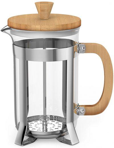 12. Vremi French Press Coffee Maker