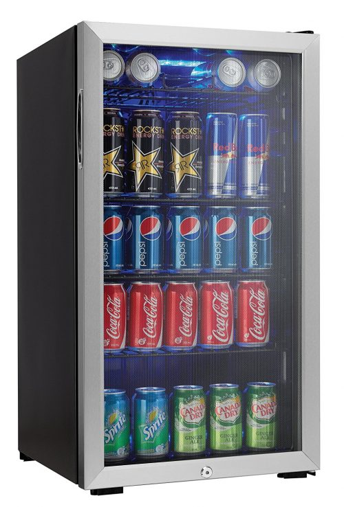 Stainless Steel Beverage Cooler