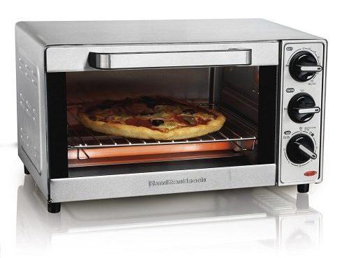 Hamilton Beach 4 Slice Toaster Oven