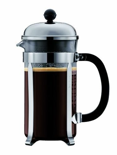 3. Bodum Chambord Coffee Press