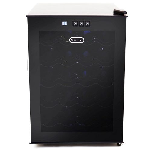 Whynter 20 Bottle Wine Cooler