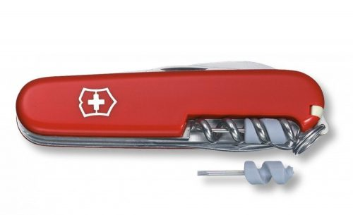 4. Victorinox Swiss Army Climber Pocket Knife