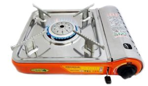 Portable Butane Gas Stove with Carry Case