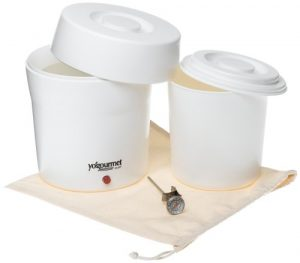 6. Yogourmet Electric Yogurt Maker