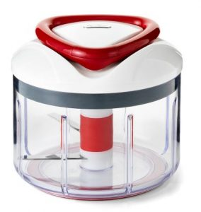 6. ZYLISS Easy Pull Food Chopper and Manual Food Processor - Vegetable Slicer and Dicer - Hand Held
