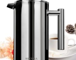 Top 15 Best French Press Coffee Makers in 2021