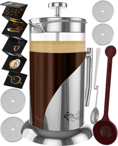 9. Kitchen Supreme Coffee Maker