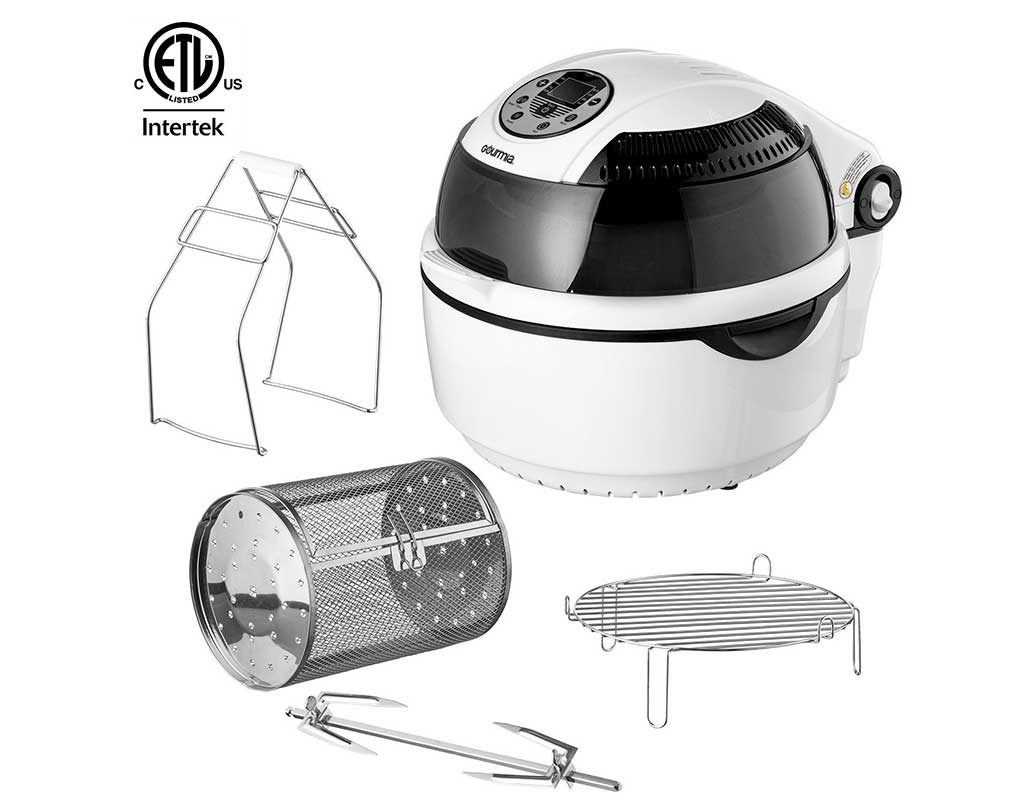 Gourmia GTA1500 Digital Electric Best Air Fryer