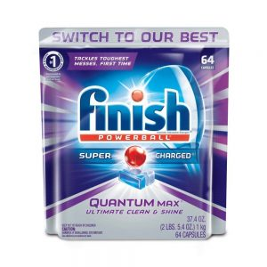 2. Finish Quantum Max Fresh 64 Tabs