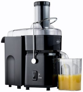 6. The Nutri-Stahl Juicer Machine