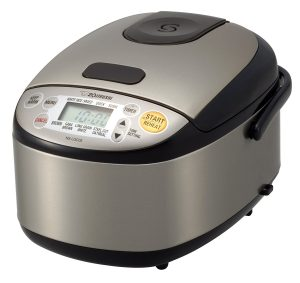 Zojirushi Large capacity portable rice cooker and warmer