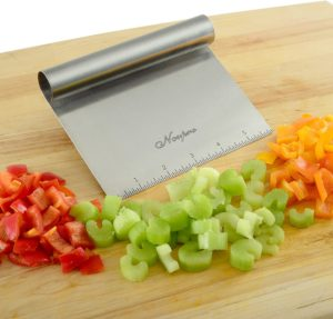 stainless steel vegetable chopper and slicer