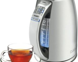 Top 10 Best Cordless Electric Kettles in 2021