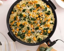 The 10 Cordless Electric Skillets Made Convenient for Cooking Indoor and Outdoor