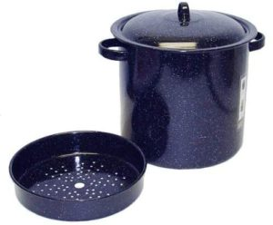 Granite-Ware-SeafoodTamale-Steamer