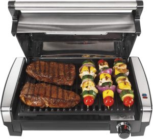 Hamilton-Beach-Electric-Indoor Searing Grill