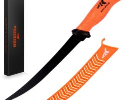 10 Best Fillet Knives for Cutting Fish & Meat into Boneless Strips