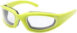 onion goggles with eyelashes