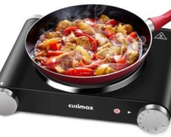 10 Portable Electric Stoves Best for New Kitchen in 2021