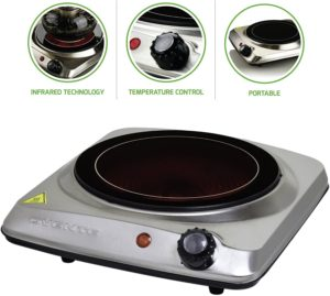 small electric stove
