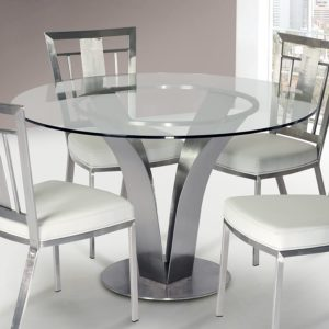 glass dining table set for 8 5 piece glass dining set
