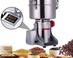 10 Best Electric Grain Grinders: Help You Break Any Solid Grains into Smaller Pieces with Ease