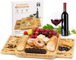 Top 9 Best Wood Cheese Boards in 2021