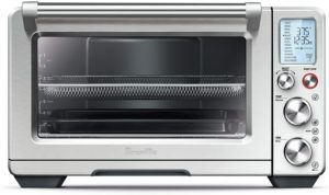 Brushed Stainless Steel countertop oven