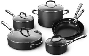non stick frying pan set