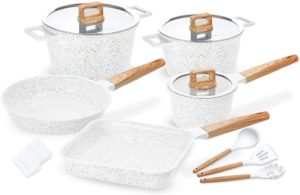 best enamel cookware set