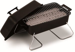 lodge portable charcoal grill