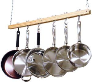 cooks standard wall pot rack