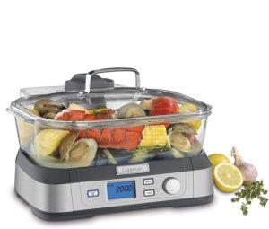 best vegetable steamer basket
