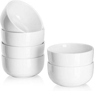 ceramic bowl oven