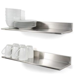 iron kitchen shelves
