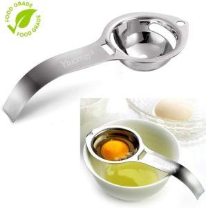stainless steel egg separator