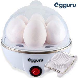 Automatic egg boiler