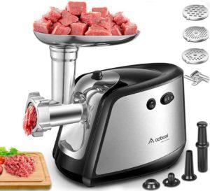 commercial sausage grinder