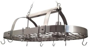 standing pot rack