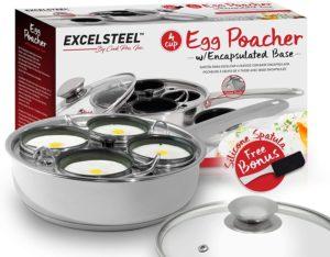 best electric egg poacher