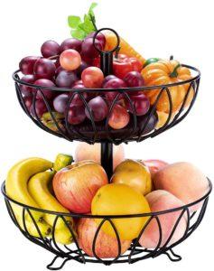 pottery barn fruit basket